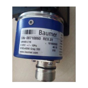 堡蒙BAUMER传感器 GM400.E16 原装进口 特价现卖 专业维修