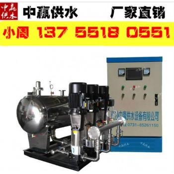 贵州安顺不锈钢管网叠压供水设备