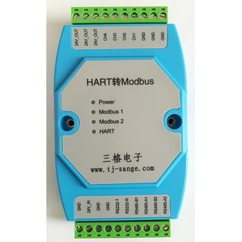 三格电子HART转Modbus转换器