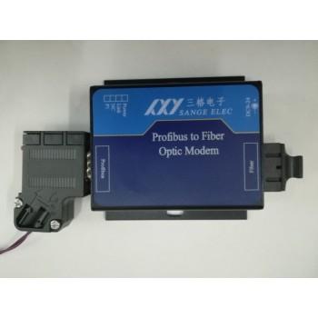 三格电子总线式Profibus-DP转光纤、Profibus光猫