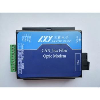 三格电子 CAN转光纤_CAN总线光猫