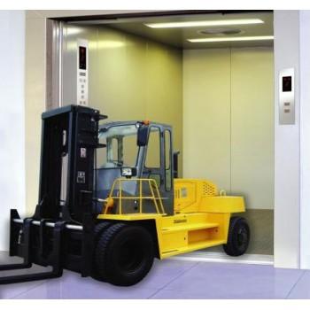 山东鼎亚电梯生产销售有机房无机房载货电梯