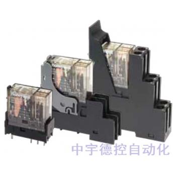 CR 系列透明外壳紧凑型中间继电器