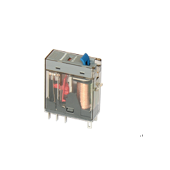 CRT 系列带测试杆紧凑型中间继电器