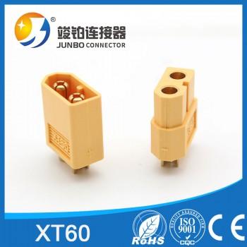 XT60插头镀金香蕉头电池端电调端航模车船模型配件