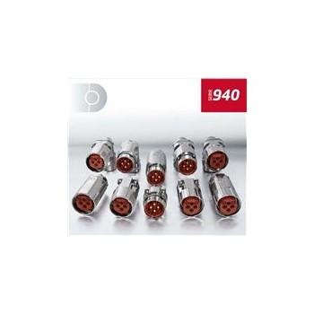 德国INTERCONTEC信号连接器