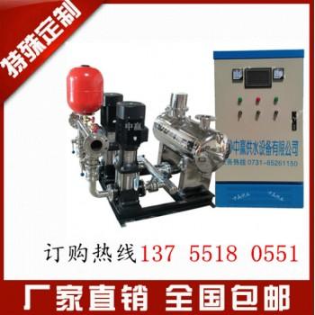 湖北荆州集中用水增压系统