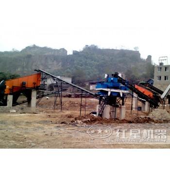 如何配置一条合理又实惠的砂石生产线FRR83