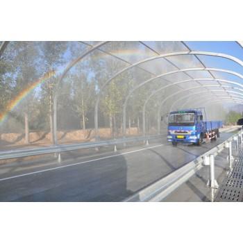 汽车淋雨线输送系统|水喷淋雨淋系统|淋雨试验系统设备