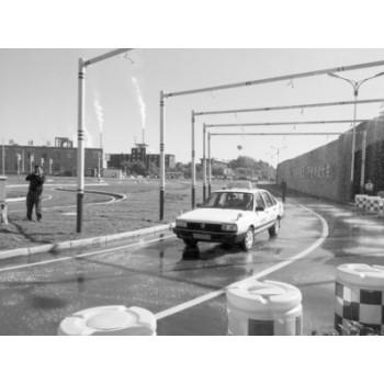 集装箱淋雨测试系统|整车淋雨控制系统|自动喷淋雨淋系统