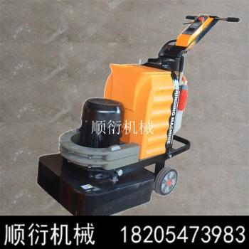 清洗抛光一体机 不带变频抛光机 固化剂地坪研磨机