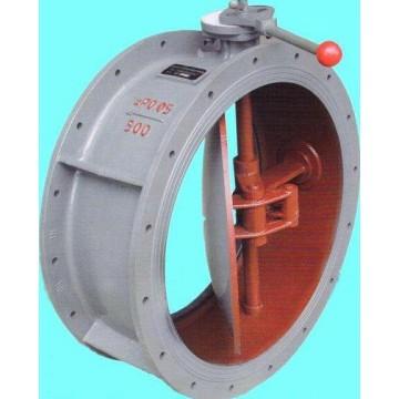 安阳人防通风设备单连杆手动密闭阀门DN60