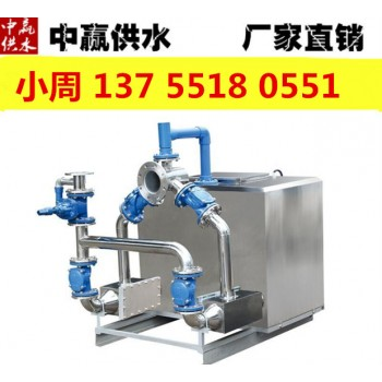 长春自动污水提升器