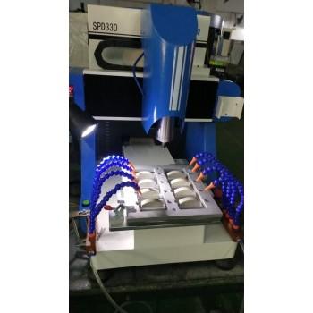 东莞330/440小型数控塑胶手机壳数控打孔钻孔机