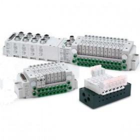 NUMATICS电磁阀先导式,4通,3 通型2002系列