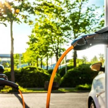 城市对电动汽车的投资越来越多