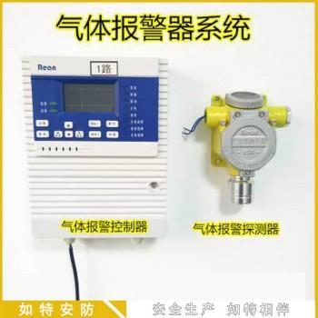 成都天然气泄漏自动切断报警器 点型燃气探头