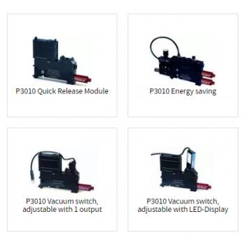PIAB 集成模块式P3010 真空发生器 VSG3010  派亚博真空泵