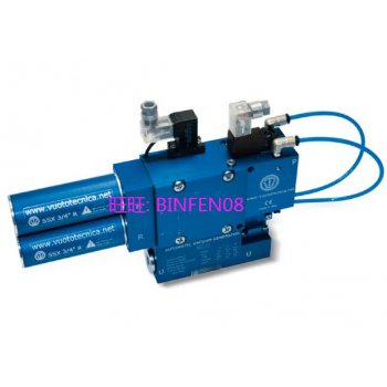 VUOTOTECNICA多级真空泵 AVG18沃泰可单级真空发生器 AVG25