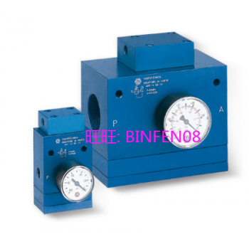 沃泰可气动减压器110130 VUOTOTECNICA 真空度减速器 110350