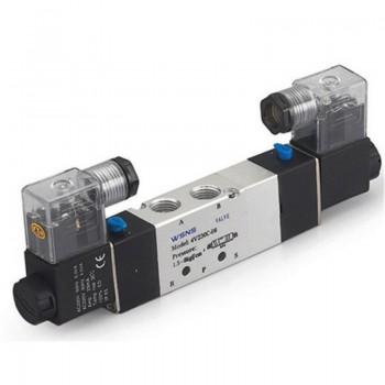 亚德客常用电磁阀:2L200-25报价合理2L300-35