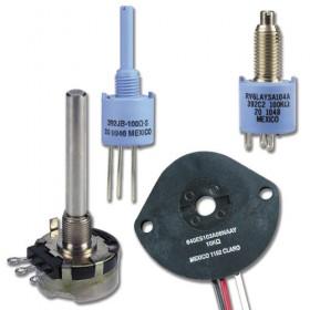 Honeywell电位器产品组合提供强大的旋转性能