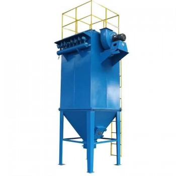2吨生物质锅炉布袋除尘器研究与应用