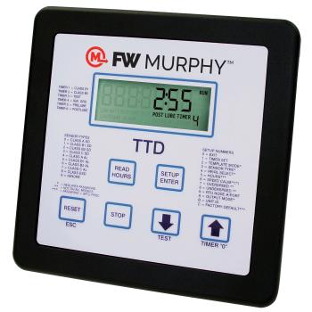 MURPHY PV350 多功能可编程显示器
