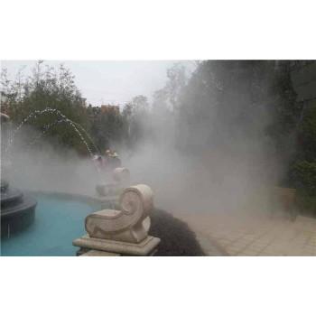 雾森主机造雾人造雾设备