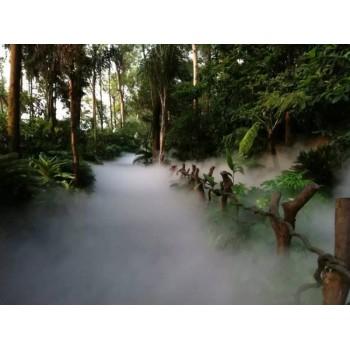 人造雾喷咀园林景观造雾设备