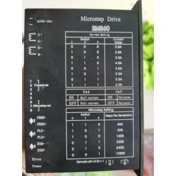 步进电机驱动器MICROSTEP DRIVE 2M860和2M540替代方案
