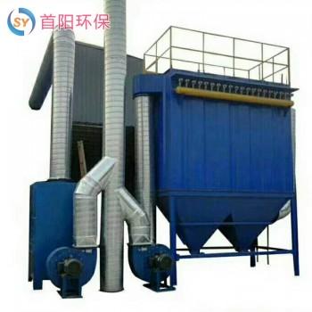 钢厂槽上槽下除尘器设备简介与技术要求原理