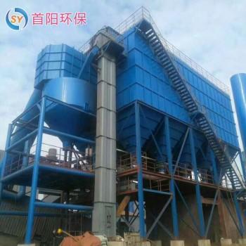 钢铁厂除尘器改造高炉煤气除尘器产品优势与改造效果