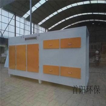 家具厂喷漆房废气净化器的功能原理及维护方法介绍