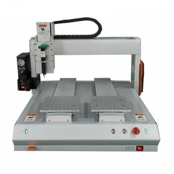 供应ZTi-D型双平台自动点胶机