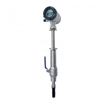 LDC电磁流量计 污水 浆液导电介质计量表 现场显示流量计