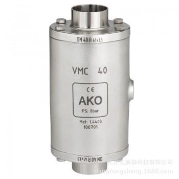 德国AKO  VMC气动箍断阀-端焊接